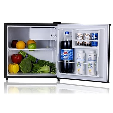 SUNPENTOWN 1.6 cu. ft. Stainless Refrigerator with Energy Star(SUPN340)