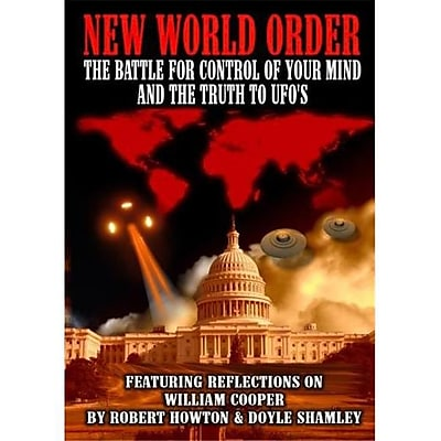 Allied Vaughn New World Order: The Battle For Your Mind And The Truth To Ufos Featuring Reflections On William(ALDVN10411) 24002955