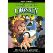 Focus On The Family Dvd Adventures In Odyssey Gift Set 4 Dvd(ANCRD39130)