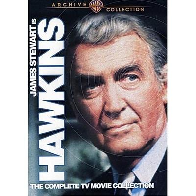 Warner Bros Hawkins: The Complete TV Movie Collection - 3 Discs DVD(ALDVN1761) 24002327