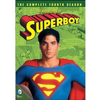 Allied Vaughn Superboy: The Complete Fourth Season(ALDVN11055) 24002563