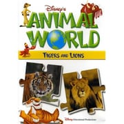 Allied Vaughn Animal World:Tigers&Lions(ALDVN8241)