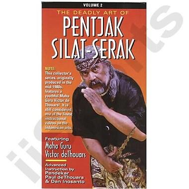 Isport Victor Dethouars Pentjak Silat DVD No. 2(ISPT927)