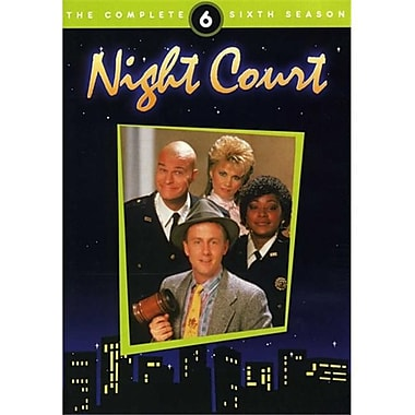 Allied Vaughn Night Court: The Complete Sixth Seasonason - 3 Dvd Set Md2(ALDVN11038)