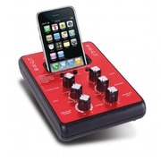 FIRST AUDIO MANUFACTURING IPod Effects DJ Mixer for Guitars with Amplifier Simulation and Effects(TBALL8846)