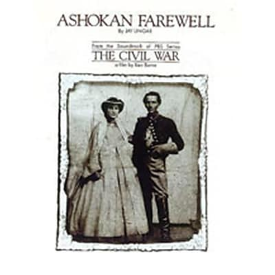 Alfred Ashokan Farewell- from The Civil War - Music Book(ALFRD45524) 24001592