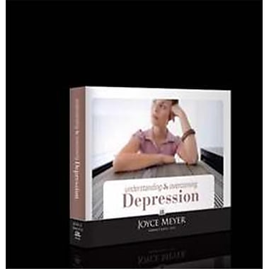 Joyce Meyer Ministries Disc Understanding And Overcoming Depression 4 Cd(ANCRD46333)