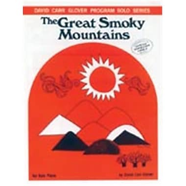 Alfred Great Smoky Mountains - Music Book(ALFRD45209)