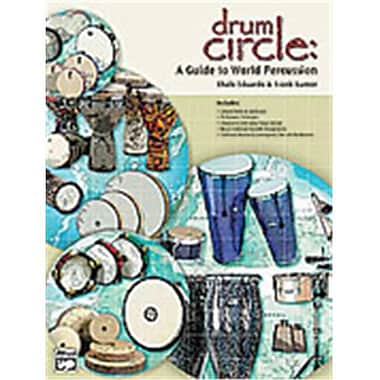 Alfred Drum Circle- A Guide to World Percussion - Music Book(ALFRD39962)