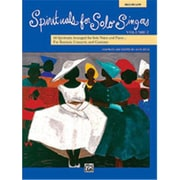 Alfred Spirituals for Solo Singers- Book 2 - Music Book(ALFRD49153)