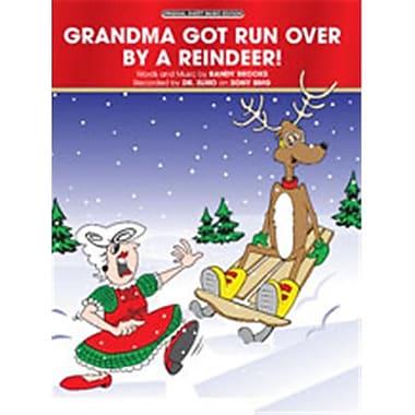 Alfred Grandma Got Run Over by a Reindeer - Music Book(ALFRD46080)