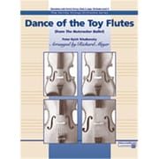 Alfred Dance of the Toy Flutes - Music Book(ALFRD47102)
