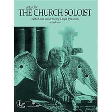 Alfred Solos for the Church Soloist - Music Book(ALFRD49377)