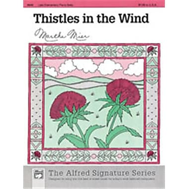 Alfred Thistles in the Wind - Music Book(ALFRD45038)