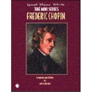 Alfred Great Piano Works- The Mini Series- Frederic Chopin - Music Book(ALFRD41957)