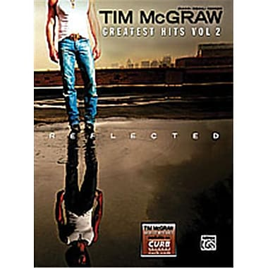 Alfred Tim McGraw- Greatest Hits- Vol. 2 - Music Book(ALFRD40072)