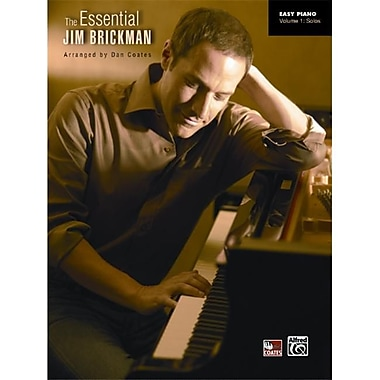 Alfred The Essential Jim Brickman- Volume 1- Piano Solos - Music Book(ALFRD41041)