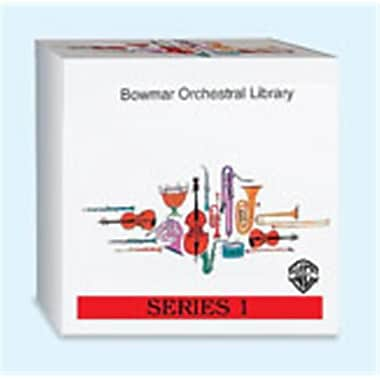 Alfred Bowmar Orchestral Library- Series 1 - Music Book(ALFRD38766)