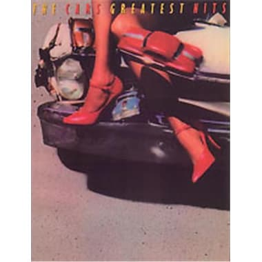 Alfred The Cars- Greatest Hits - Music Book(ALFRD40252)