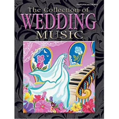 Alfred The Collection of Wedding Music - Music Book(ALFRD39526)