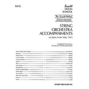 Alfred String Orchestra Accompaniments to Solos from Volumes 1 & 2 - Music Book(ALFRD48094)