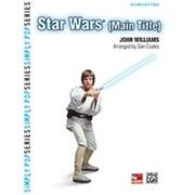 Alfred Star Wars- Main Title - Music Book(ALFRD45394)