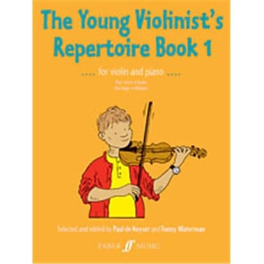 Alfred The Young Violinist s Repertoire- Book 1 - Music Book(ALFRD46754)