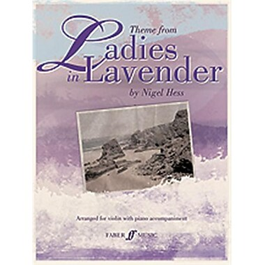 Alfred Ladies in Lavender- Theme from the Motion Picture - Music Book(ALFRD46703)