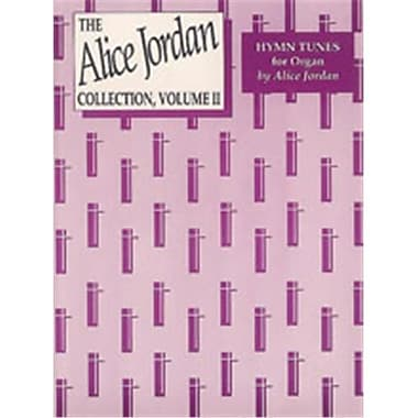 Alfred The Alice Jordan Collection of Hymn Tunes for Organ- Volume 2 - Music Book(ALFRD39125)
