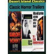 Desert Island Films Classic Horror Trailers, DVD(ALDVN2319)