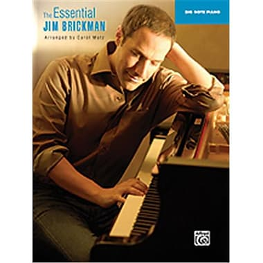 Alfred The Essential Jim Brickman - Music Book(ALFRD41581)
