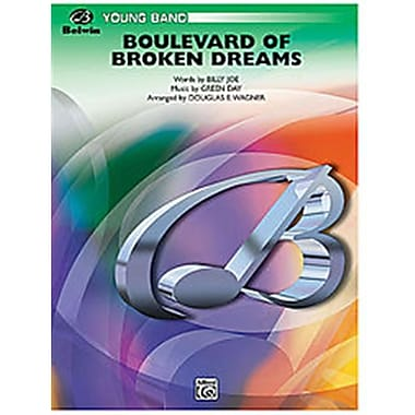 Alfred Boulevard of Broken Dreams - Music Book(ALFRD34395)