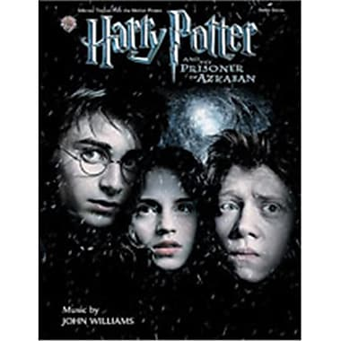 Alfred Harry Potter and the Prisoner of Azkaban- Selected Themes from the Motion Picture - Music Book(ALFRD43430)