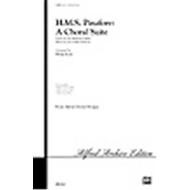 Alfred H.M.S. Pinafore- A Choral Salute - Music Book(ALFRD26744)
