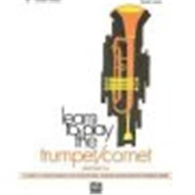 Alfred Learn to Play Trumpet-Cornet- Baritone T.C. Book 1 - Music Book(ALFRD25215)