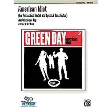 Alfred American Idiot - Music Book(ALFRD39881)