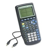 Texas Instrument TI-83PLUS Programmable Graphing Calculator, 10-Digit LCD(AZERTY21852)