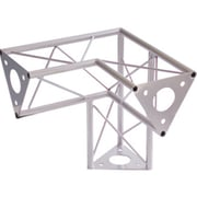 Audio2000s Versatile Structure 2-Way Junction Tri-Truss With Leg(AUDIO231)