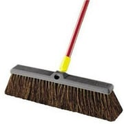 Quickie 18 in. Pushbroom Palmyra - Pack of 4(HSTZCS8332)