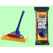 Quickie Sponge Mop with Refill - Pack of 8(HSTZCS8351)