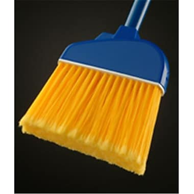 Quickie Angle Cut Kitchen Broom - Case of 6(HSTZCS7195)