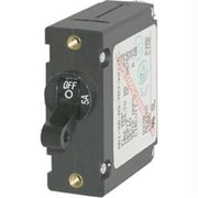 Blue Sea AC / DC Single Pole Magnetic World Circuit Breaker - 40 Amp(CW20581)