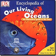 Dorling Kindersley Multimedia (DK) Encyclopedia of Our Living Oceans(XS42231)