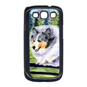 Carolines Treasures Sheltie Cell Phone Cover Galaxy S111(CRLT14364)