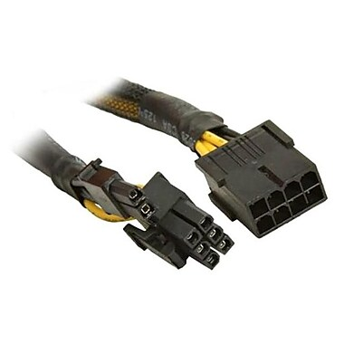 Works PCI Express 8-Pin Extension Cable, 14 in. Long(1PCR081)