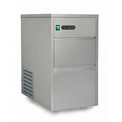 Sunpentown Automatic Stainless Steel Ice Maker - 44 lbs.(SUPN471) 24005233