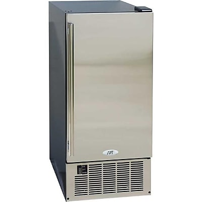 Sunpentown Under-Counter Ice Maker - Commercial Grade(SUPN422)