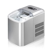 Sunpentown Portable Ice Maker - Silver(SUPN467)
