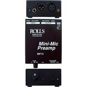 """Rolls 6.8"""" x 4.7"""" x 2.6"""" Mini-Mic Preamp(TBALL11630)"""