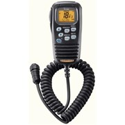 ICOM Command Mic II Submersible Second Station Remote - Black(PTR23904)